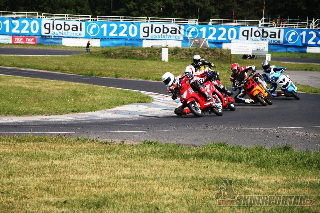 Scooter Cup 2011 - Sosnová, 5.6.2011