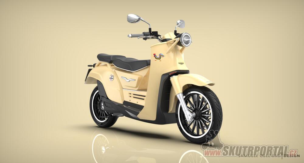 Moto Guzzi Galleto 2020