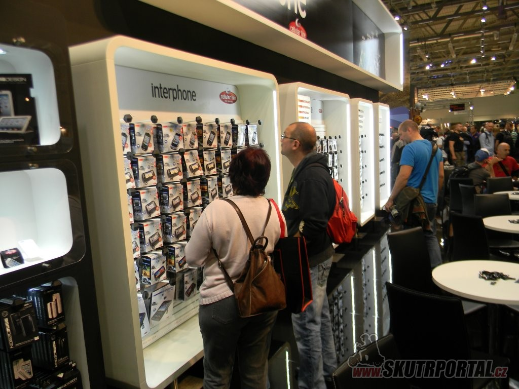 intermot 2012 - interphone