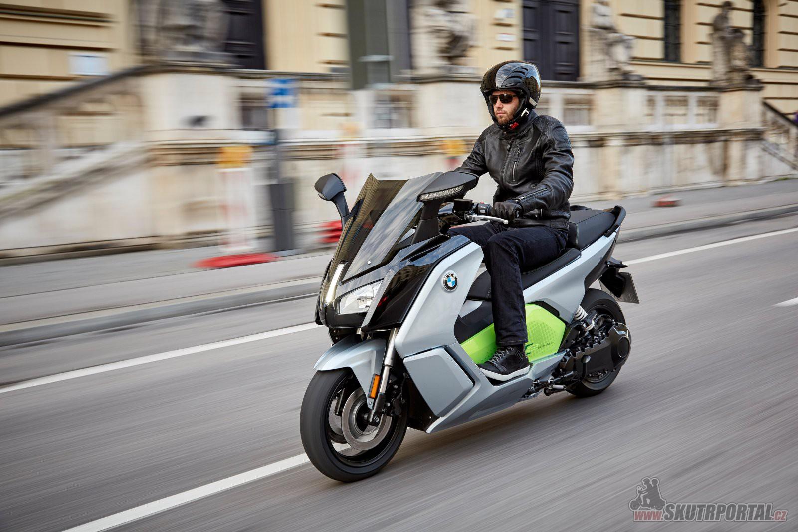 BMW C evolution 2017