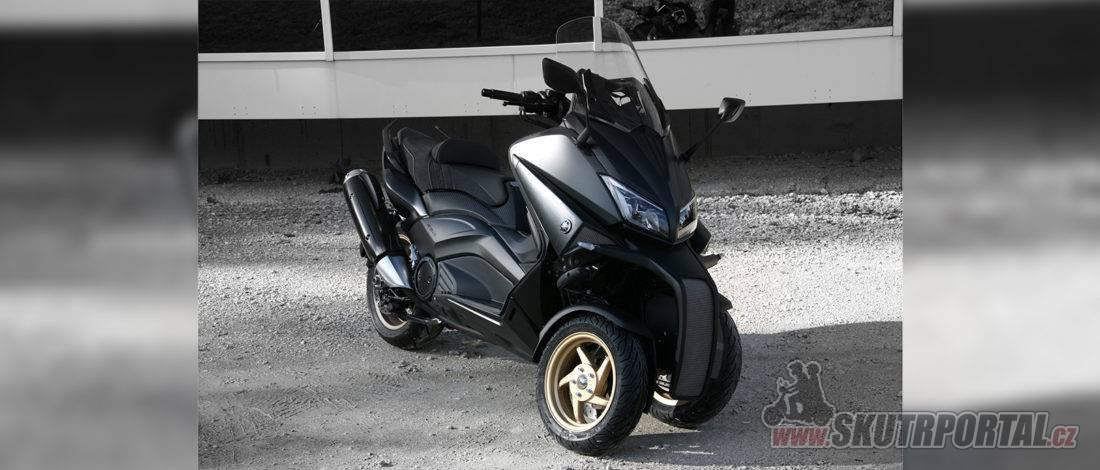 Yamaha T-MAX na 3