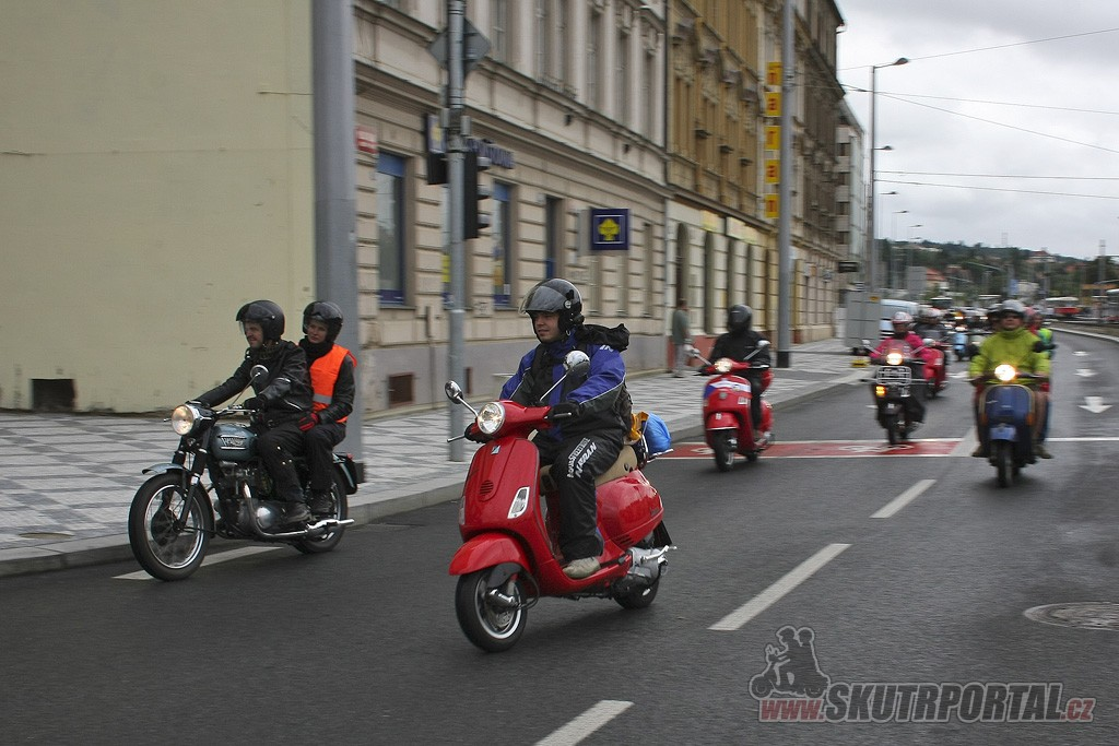 Prago Vespa 2011