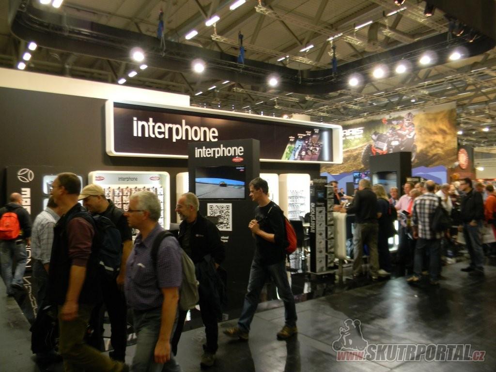 intermot 2012 - interphone