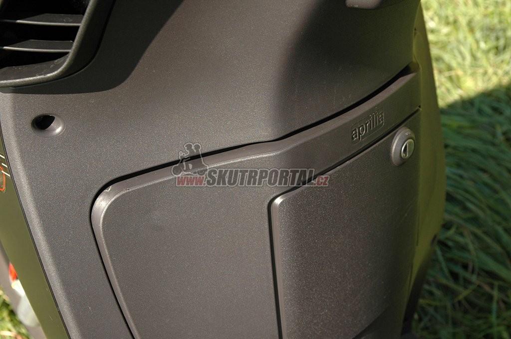 Aprilia Sportcity CUBE 300
