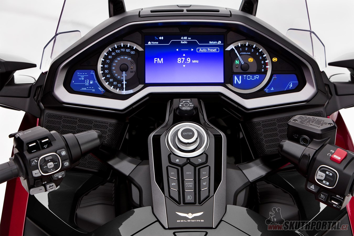 Honda GL1800 Gold Wing Tour 2021