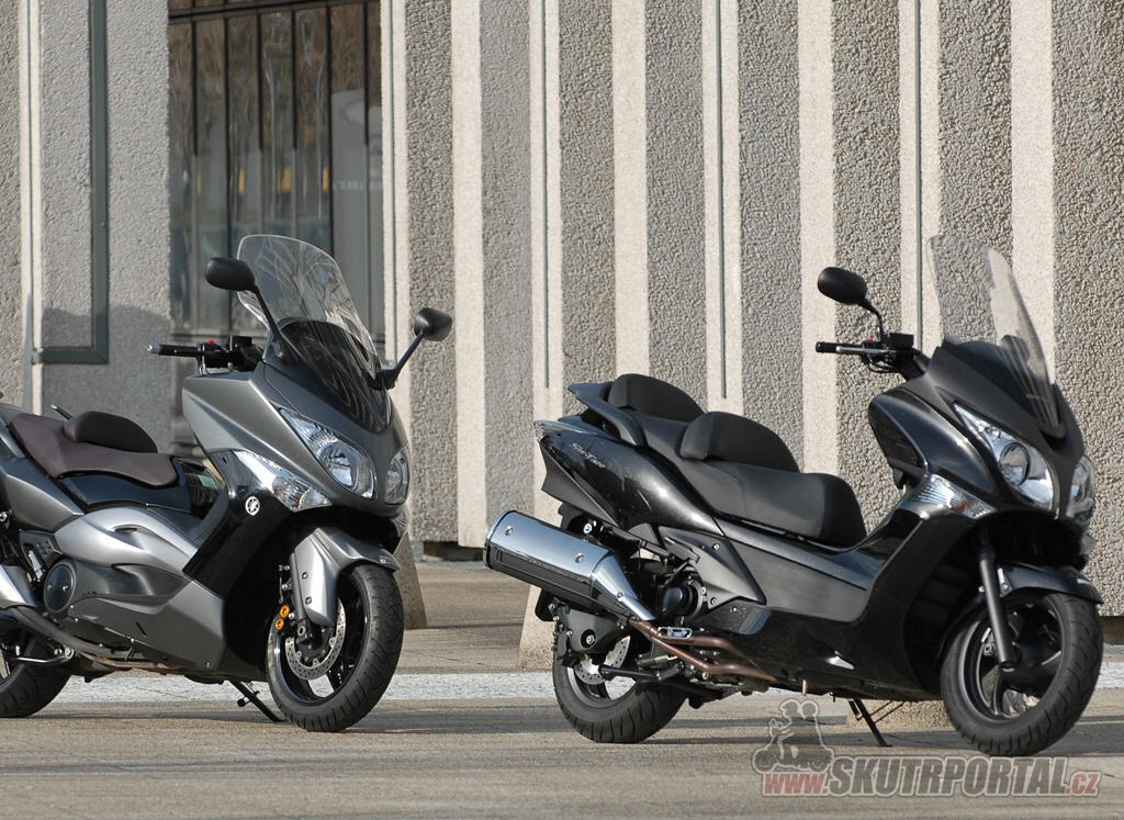Yamaha vs Honda1