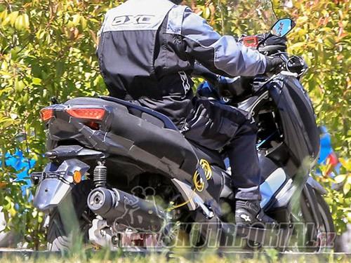 X-Max přichází v novém kabátě ...
