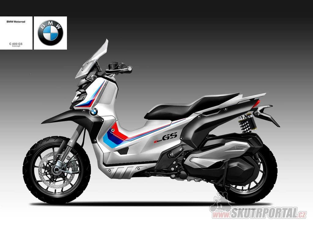 BMW C400GS