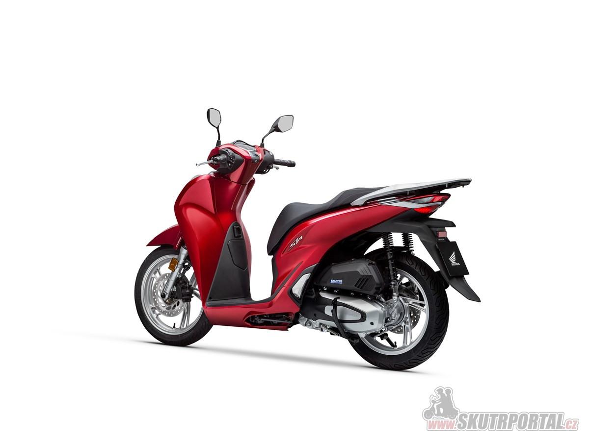 HONDA SH125i modelový rok 2020