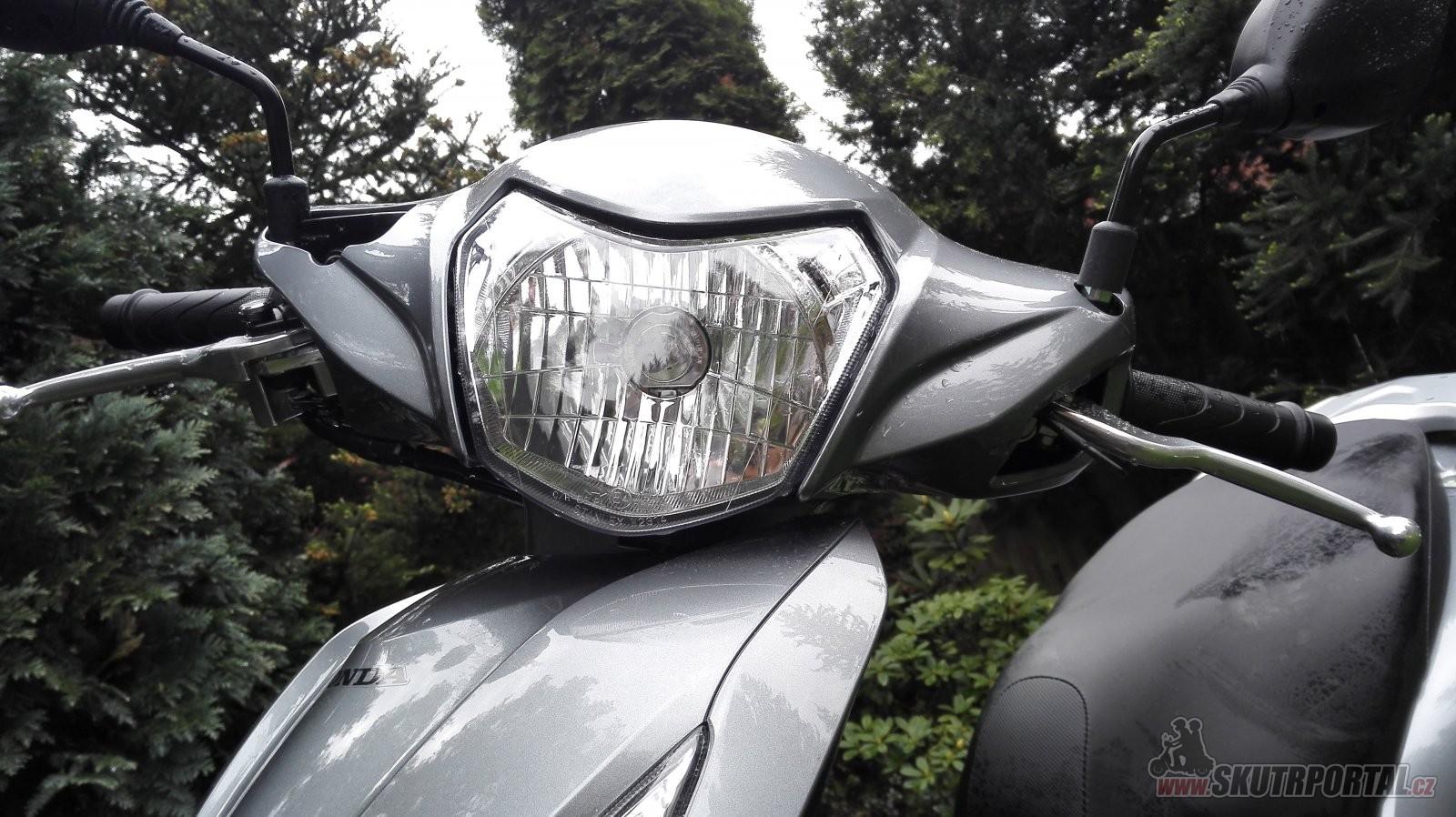 Honda Vision 110 - modelový rok 2017