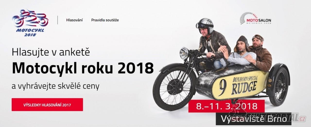 Motocykl roku 2018