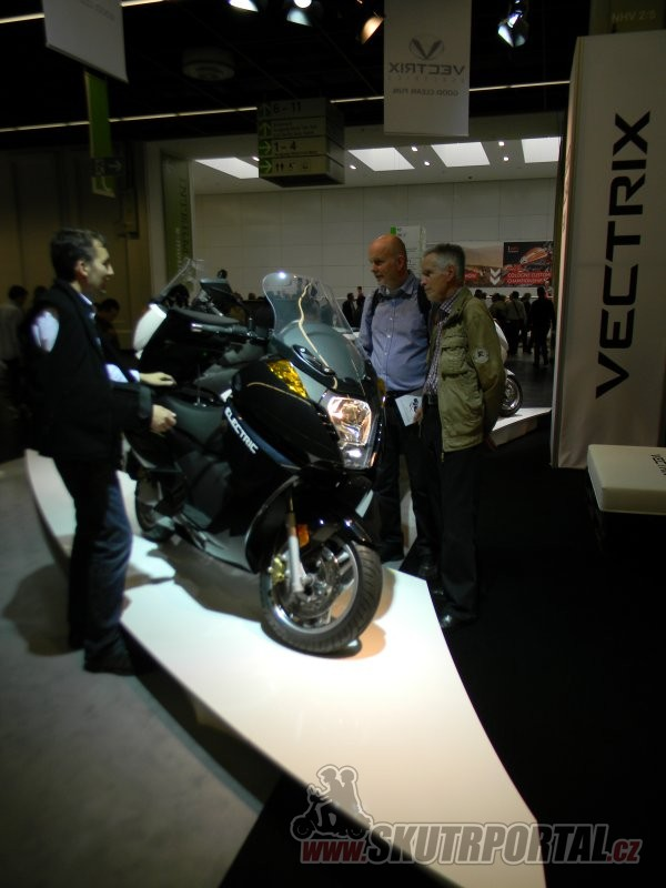 intermot 2012 - vectrix