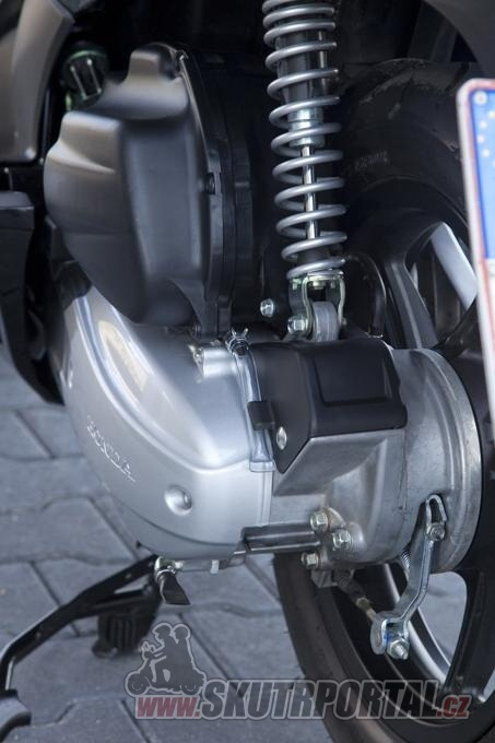 Test Honda PCX 125 cm3: Sofistikovaná a inovativní.