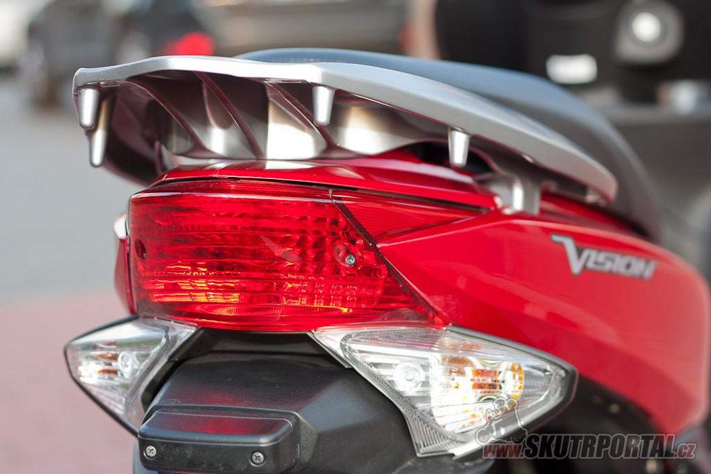 Honda Vision - s jasnou vizí