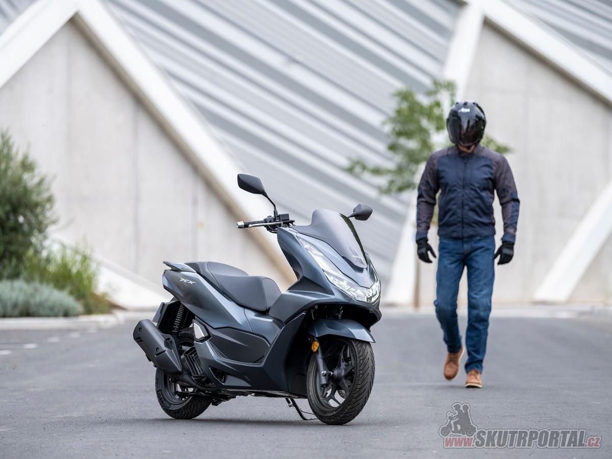 Honda PCX 2021