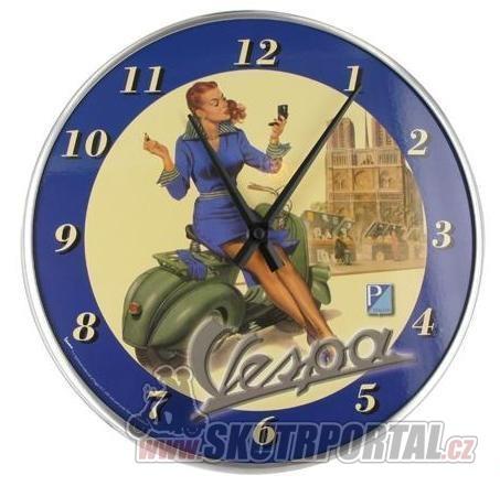 Vespa hodiny