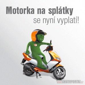 02: Motorka na splátky se nyní vyplatí