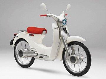 003: Honda EV-Cub