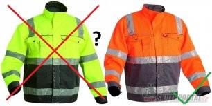 Žlutozelené reflexní oblečení jen pro policii?