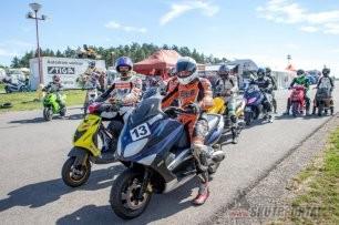 02: Mezinárodní přebor MiniGP, Mini moto, Skútr – Vysoké Mýto 7. - 8. 9 . 2013
