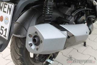 022: Kymco Xciting 400i ABS