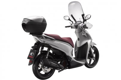 011: Kymco People S 125
