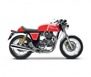 032: ROYAL ENFIELD Continental GT 500