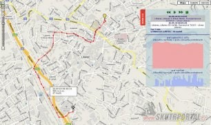 GPS alarm a online lokátor vjednom