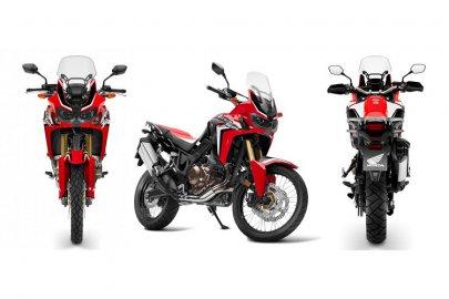 04: Honda Africa Twin