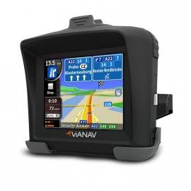 01: Moto GPS navigace