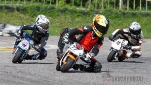 005: Mezinárodní přebor MiniGP, Mini moto, Skútr – Písek 12. 5. 2013