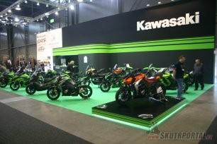 motosalon 2014 - kawasaki