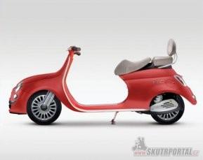 Skútr od Fiatu???