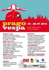 01: Prago Vespa 2012
