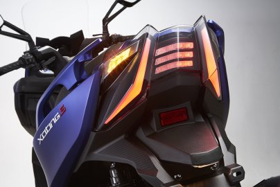 04: Kymco Xciting S 400i ABS