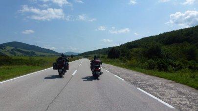 011: Albánie a Balkán na skútrech