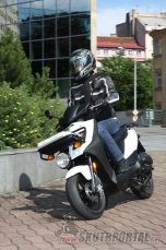 07: kymco agility carry 50