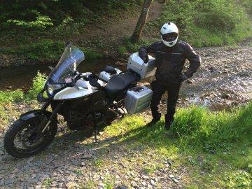 006: Honda Crosstourer - v jiné dimenzi