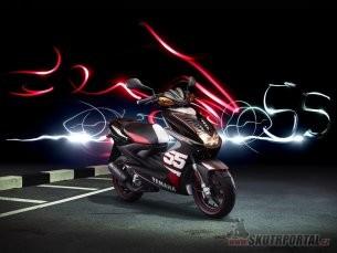 Yamaha Aerox SP55 - speciální edice