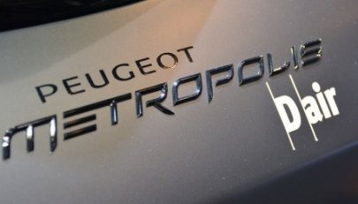 03: Airbag ve světě skútrů - Peugeot Metropolis 400 D-air