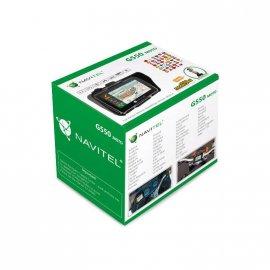 06: Navitel G550 Moto GPS - navigace za pár kaček