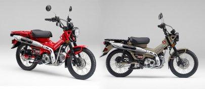 03: Honda CT125