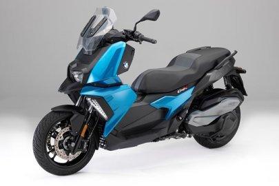 012: BMW C400X