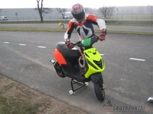 Školení jezdců 2011