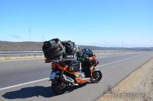 004: quadro 350d na cestě kolem světa