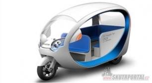 03: Terra Motors E-Trike