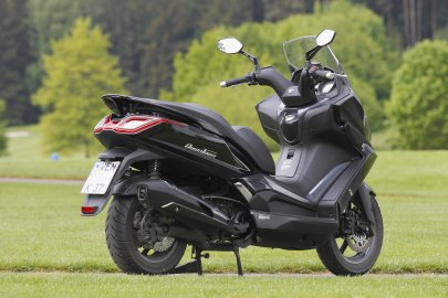03: Kymco Downtown 350i ABS