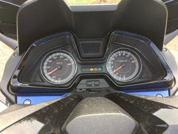 024: Honda Forza 125