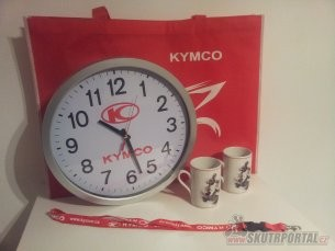 Vyhrajte dárky od Kymca