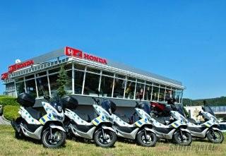 PCX pro Městskou policii v Brně